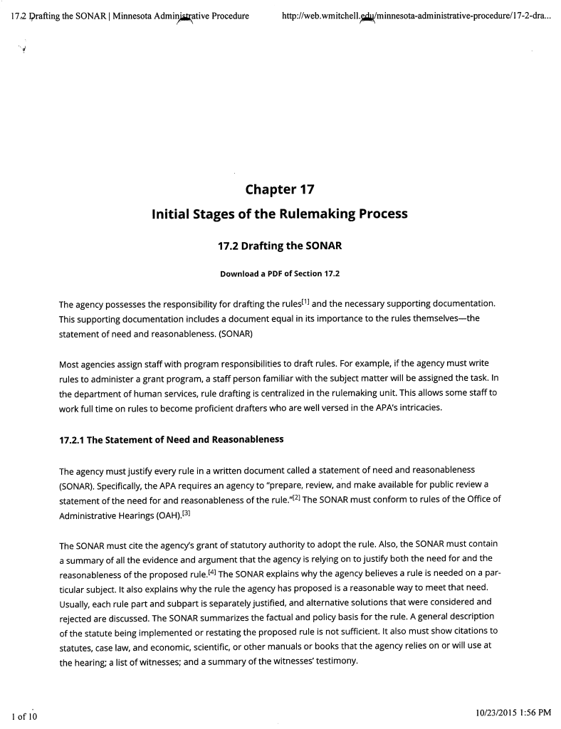 Initial Stages of the Rulemaking Process_Page_01
