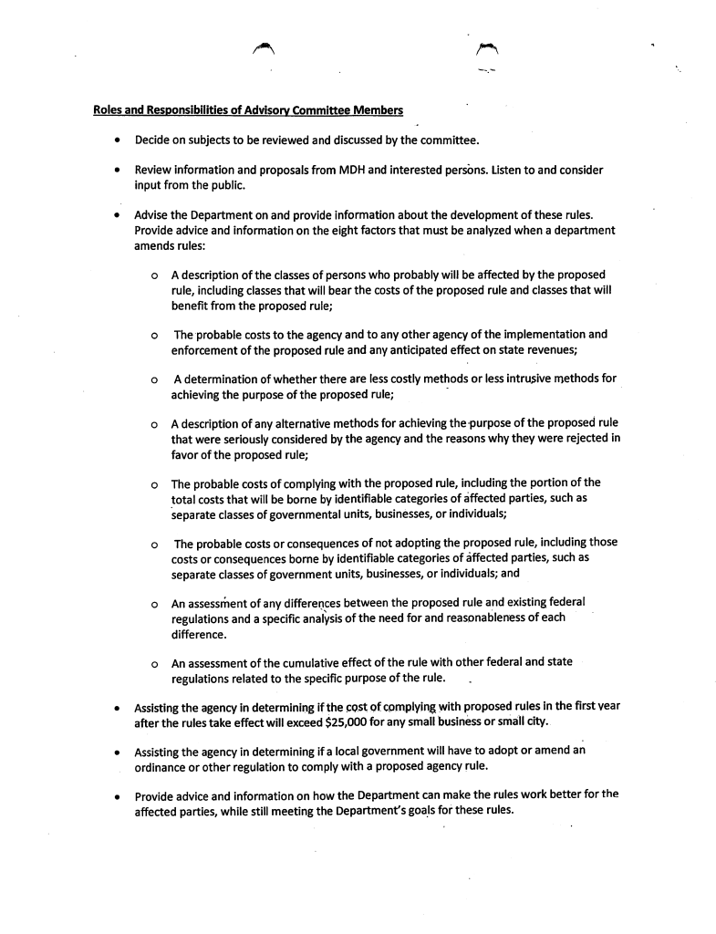 MN Radon Licensing Rules-Advisory Committee Purpose_Page_2